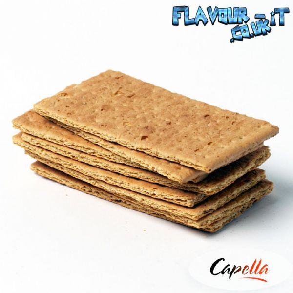 Capella Graham Cracker Flavour Drops